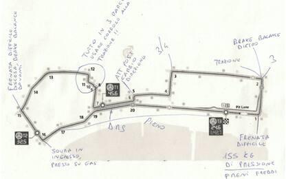 GP Baku, si guida così tra palazzi e strettoie