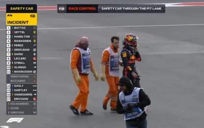 Caos Verstappen: ancora una brutta figura