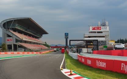 La guida tecnica al GP di Spagna