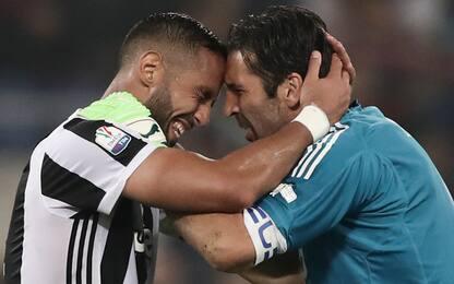 Juve-Milan: le pagelle. Benatia da urlo