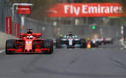 La F1 riparte da Montmeló: tutti gli orari del GP