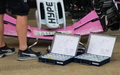 Force India, nuova ala? Servono le istruzioni