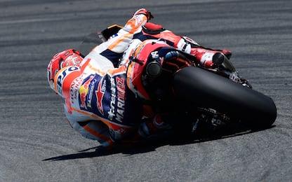 Test Mugello, day -1: Marquez è il più veloce