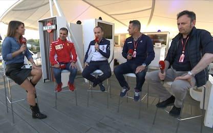 """Kubica a Sky: """"Volevo di più, ma so il mio ruolo"""""""