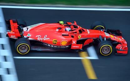 La griglia di partenza del Gran Premio di Spagna