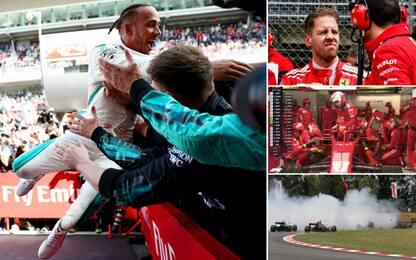 Lewis incanta, Ferrari frena: tutto sul GP Spagna