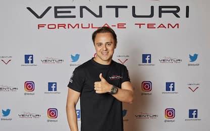 Massa in Formula E: correrà con il team Venturi GP