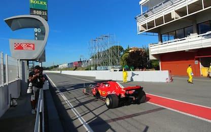 Test F1 Barcellona, orari: come seguirli