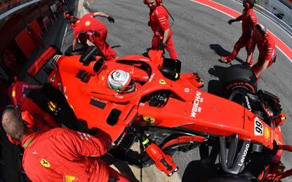Test F1, Day-2: Bottas il migliore, Giovinazzi 2°