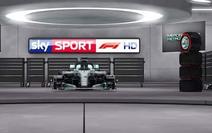 I segreti dell'assetto di una monoposto di F1