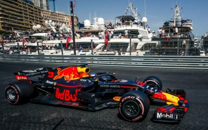 I segreti della pole-record di Ricciardo