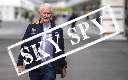 Sky Spy: l'azzardo di Helmut Marko