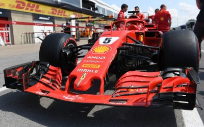 Montreal, le novità tecniche del GP Canada