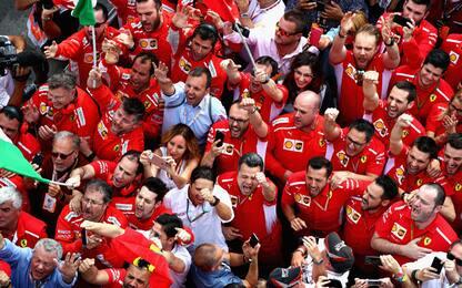Trionfo Ferrari, da Montreal un importante segnale