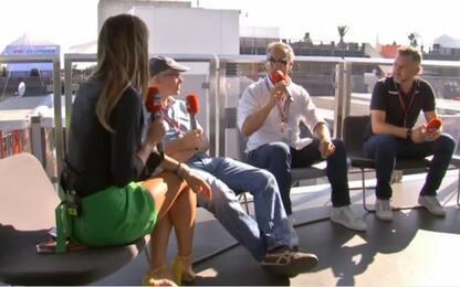 """Alesi a Sky: """"Io come Leclerc, lo vedo in Ferrari"""""""