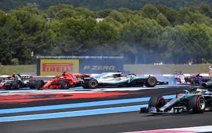 Vettel, errore decisivo. Ma che favolosa rimonta