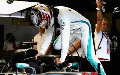 Austria, a Hamilton le libere. Vettel 3° nelle FP2