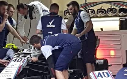 Austria, Kubica si prepara: corre le libere