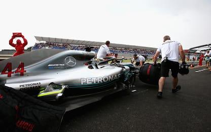 Petronas cerca sui social l'ingegnere per Mercedes