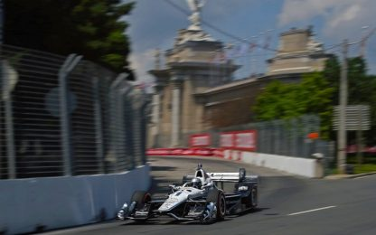 Indycar, prossimo appuntamento a Toronto