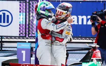 Formula E, campionato all'Audi