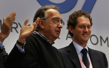 Ferrari, Elkann presidente: sostituisce Marchionne