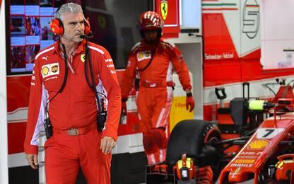 """Arrivabene: """"Nessuna spaccatura in Ferrari"""""""