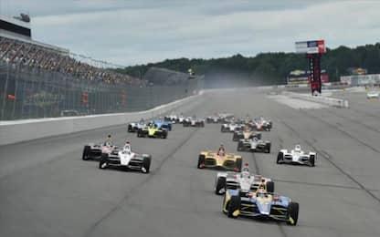 Indycar: a Madison, Rossi alla rincorsa di Dixon