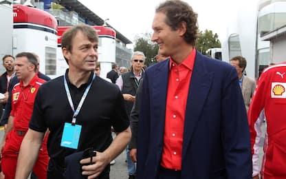 Ferrari, Camilleri nominato ad quasi all'unanimità