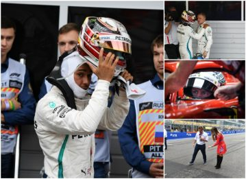 GP Russia, il meglio della gara: highlights