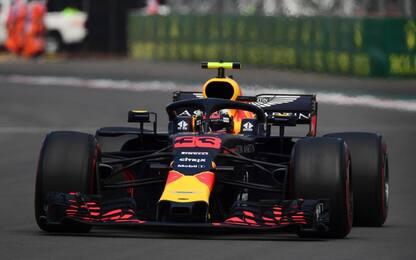 Red Bull velocissima in Messico, perchè?