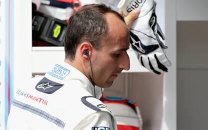 Kubica: titolare Williams o al simulatore Ferrari?