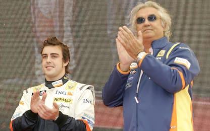 """Briatore: """"F1 senza Alonso, come Real senza CR7"""""""