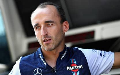 """Kubica a Sky: """"Farò cambiare idea a molti"""""""
