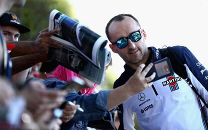 """Kubica, il medico che lo operò: """"Grande gioia"""""""