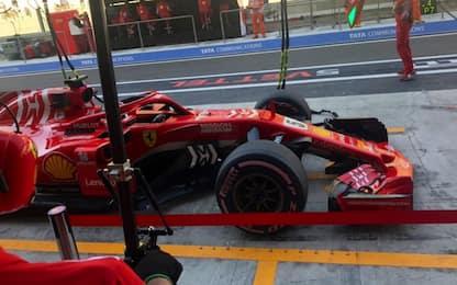 Abu Dhabi, la griglia di partenza del GP