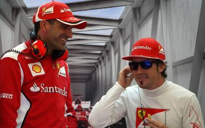 """Gené racconta Alonso: """"È un simbolo della Spagna"""""""