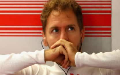 """Vettel: """"Il crollo dopo il GP di Singapore"""""""