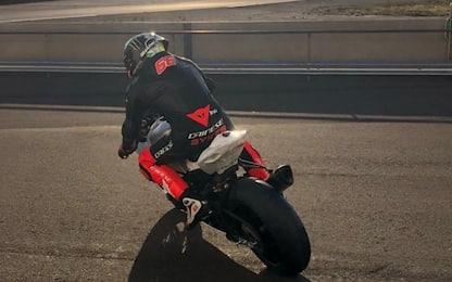 Superbike, BMW: ad Almeria buona la prima