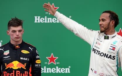 "Verstappen provoca: ""Facile vincere su Mercedes"""
