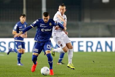 Cuore Cosenza, 2-2 in rimonta a Verona