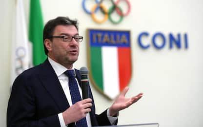 Coni, a Roma presentata la riforma Sport e Salute