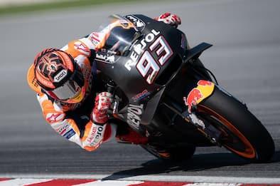 Test Sepang, 1^ giornata: Marquez è il più veloce