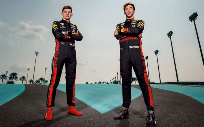 Red Bull, Verstappen-Gasly pronti a vincere