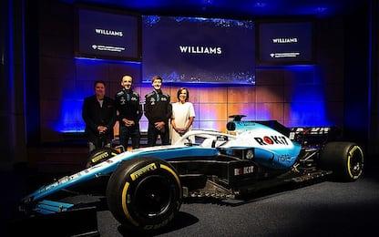 Unveiling Williams: la FW42 di Kubica e Russell