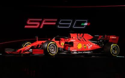 Ferrari, svelata la SF90 per l'assalto al Mondiale