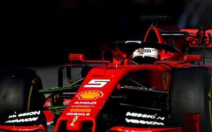 Vettel fa già sognare: suo il Day-1 dei test