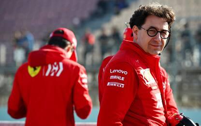 """Binotto: """"La Ferrari vuole aprire un ciclo"""""""