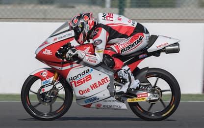 Moto3: vince Toba. 2° Dalla Porta, 5° Vietti
