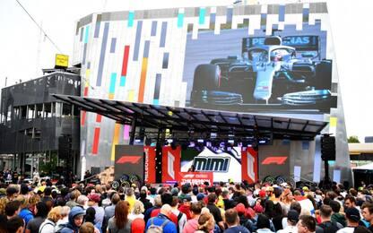 La F1 accende Melbourne: è cominciata la festa